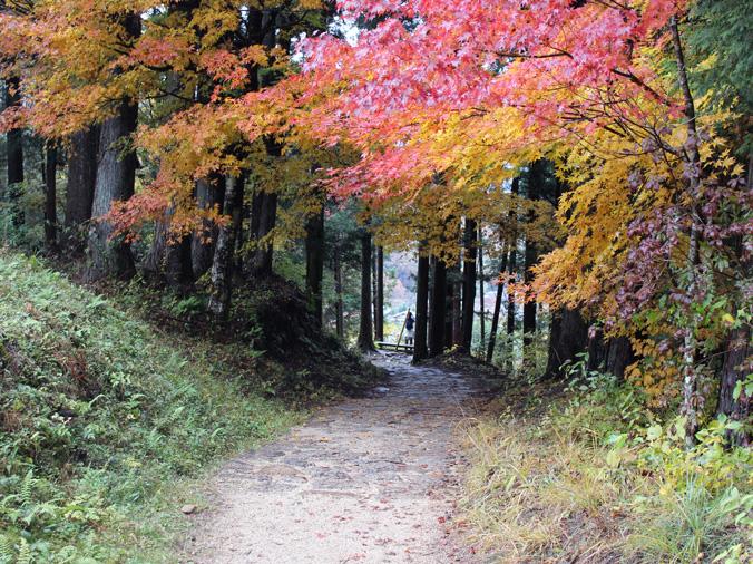 walking nakasendo trail